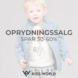 Tilbud fra Legetøj og baby i KIDS-WORLD kuponen ( 5 dage tilbage)