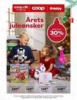 Dagligvarer tilbud i Coop.dk kataloget i Vejle ( 3 dage tilbage )