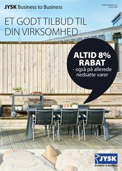 JYSK katalog ( Over 30 dage )