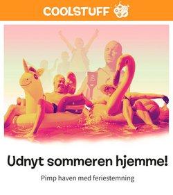 Tilbud fra Coolstuff i Coolstuff kuponen ( 15 dage tilbage)
