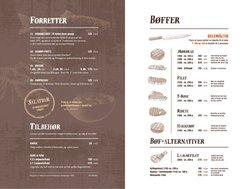 Restauranter tilbud i A Hereford Beefstouw kataloget i København ( Udløber i dag )