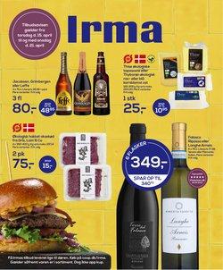Irma katalog i København ( Udløber i dag )