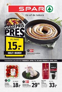 SPAR katalog i Aalborg ( Udløbet )