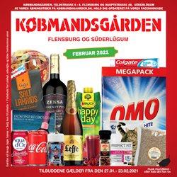 Købmandsgården katalog ( Udgivet i går )