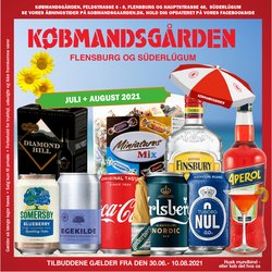 Købmandsgården katalog ( 14 dage tilbage)