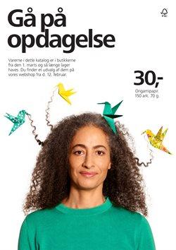Flying Tiger katalog i Esbjerg ( Udløbet )