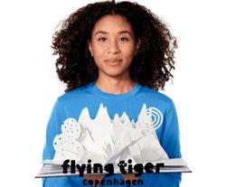 Flying Tiger katalog ( Udgivet i går )