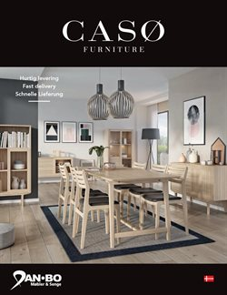 Danbo Møbler katalog i Aalborg ( Over 30 dage )