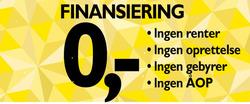 Tilbud fra Danbo Møbler i Esbjerg kuponen