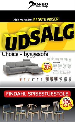 Hansen Møbler katalog ( Udløbet )