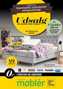 Møblér katalog i Århus ( Udløbet )