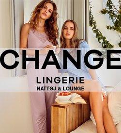 Change katalog ( Over 30 dage)