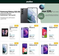 Tilbud fra Elektronik og hvidevarer i YouSee kuponen ( Udgivet i går)
