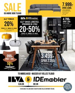 Tilbud fra IDEmøbler i Randers kuponen