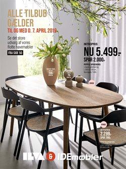 Tilbud fra IDEmøbler i Roskilde kuponen