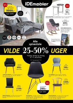 Hjem og møbler tilbud i IDEmøbler kataloget i København