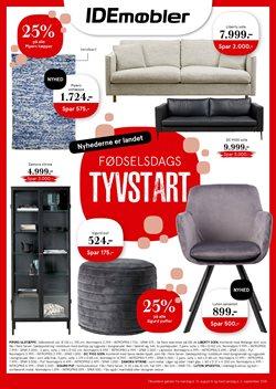 Hjem og møbler tilbud i IDEmøbler kataloget i Frederikssund