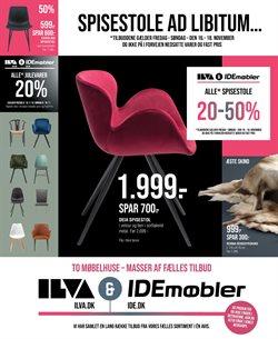 Tilbud fra IDEmøbler i Vejle kuponen