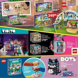 Tilbud fra Lego i Legekæden kuponen ( Over 30 dage)
