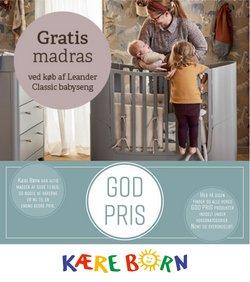 Legetøj og baby tilbud i Kære Børn kataloget i Holstebro ( 12 dage tilbage )