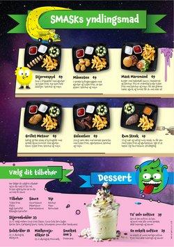 Tilbud fra Restauranter i Jensen's Bøfhus kuponen ( Over 30 dage)