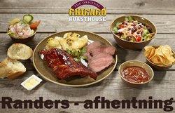 Restauranter tilbud i Chicago Roasthouse kataloget i København ( 19 dage tilbage )