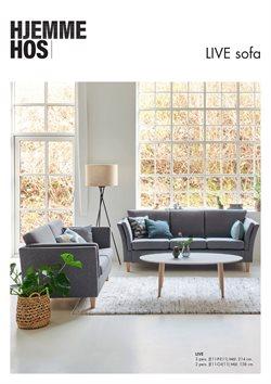 Hjemme Hos katalog ( Over 30 dage )