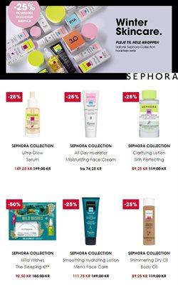 Tilbud fra Kosmetik og sundhed i Sephora kuponen ( Udløber i dag )