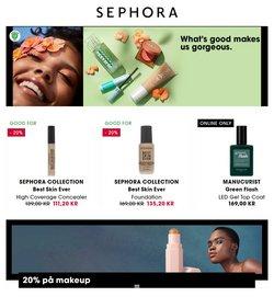 Tilbud fra Kosmetik og sundhed i Sephora kuponen ( 14 dage tilbage)