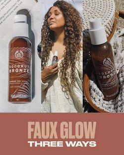 Tilbud fra Kosmetik og sundhed i The Body Shop kuponen ( 4 dage tilbage)