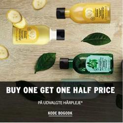 Tilbud fra The Body Shop i København kuponen