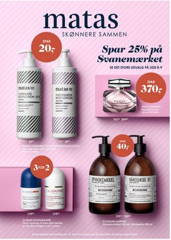 Kosmetik og sundhed tilbud i Matas kataloget i Holstebro ( 2 dage siden )