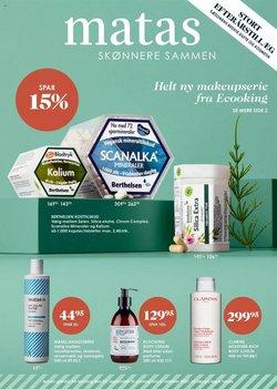 Tilbud fra Kosmetik og sundhed i Matas kuponen ( 11 dage tilbage)