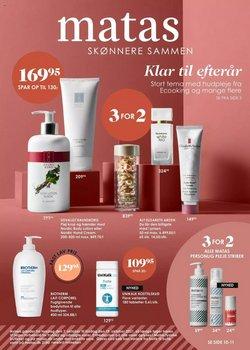 Tilbud fra Kosmetik og sundhed i Matas kuponen ( 2 dage tilbage)
