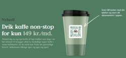 Baresso Coffee kupon ( 3 dage siden )