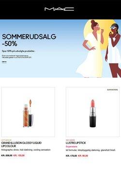 Tilbud fra Kosmetik og sundhed i MAC Cosmetics kuponen ( Udgivet i dag)