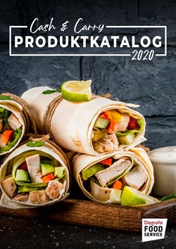 Dagrofa Food Service katalog ( Over 30 dage )
