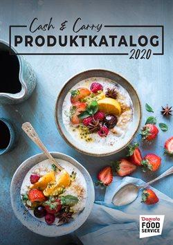 Dagrofa Food Service katalog i København ( Udløbet )