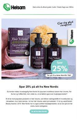 Tilbud fra Kosmetik og sundhed i Helsam kuponen ( 3 dage tilbage )