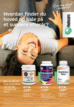 Tilbud fra Kosmetik og sundhed i Helsam kuponen ( 5 dage tilbage)