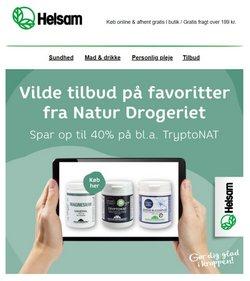 Tilbud fra Kosmetik og sundhed i Helsam kuponen ( 8 dage tilbage)