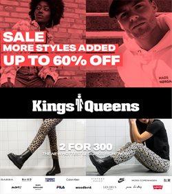 Mode tilbud i Kings & Queens kataloget i Vejle ( Udgivet i dag )