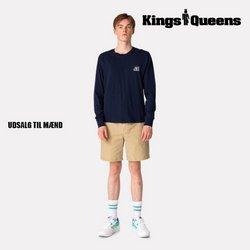 Tilbud fra Mode i Kings & Queens kuponen ( Udgivet i dag)