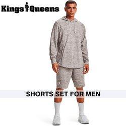 Tilbud fra Kings & Queens i Kings & Queens kuponen ( 4 dage tilbage)
