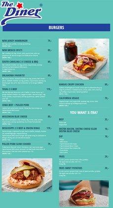 Restauranter tilbud i The Diner kataloget i København ( 6 dage tilbage )