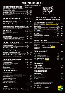 Tilbud fra Restauranter i Sunset Boulevard kuponen ( 14 dage tilbage)