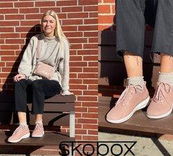 Tilbud fra Mode i Skobox kuponen ( Udløber i dag)