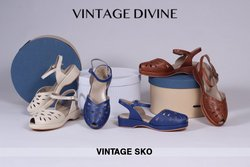 Tilbud fra Vintage Divine i Vintage Divine kuponen ( 27 dage tilbage)