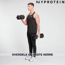 Tilbud fra Sport i MyProtein kuponen ( Udgivet i går)