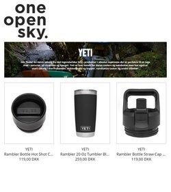Tilbud fra Sport i One Open Sky kuponen ( 15 dage tilbage)